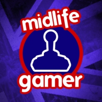 Logo of the podcast Midlife Gamer Podcast