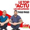 Logo of the podcast Les Décaféinés - Le top de l'actu sur Rire & Chansons