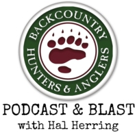 Logo of the podcast BHA Podcast & Blast with Hal Herring