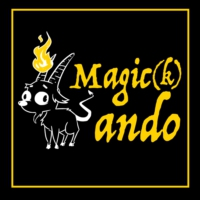 Logo of the podcast Magickando 14 – Mulheres e Magia