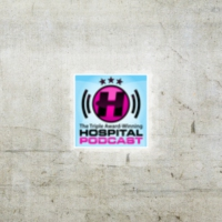 Logo du podcast Hospital Radio – Rinse FM – Christmas special 2015
