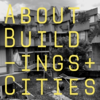 Logo du podcast 10 – Aldo Rossi's 'The Architecture of the City' – Interrupted Destiny