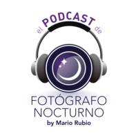 "Logo of the podcast 111.- 5ª edición de ""El fotógrafo en la noche"" YA disponible"