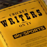 Logo du podcast Cricket Writers - 24th May