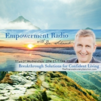 Logo du podcast Empowerment Radio with Dr. Friedemann Schaub: Deep Listening - How to Calm Your Body, Clear Your Mi…