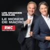 Logo of the podcast Le monde de Macron