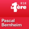 Logo of the podcast RSR - Pascal Bernheim - La 1ère