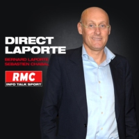 Logo of the podcast RMC : 15/05 - Direct Laporte - 18h-19h