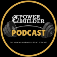 Logo of the podcast PowerBuilder Podcast - A Magyar Erőemelő Podcast