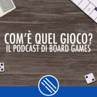 Logo du podcast Com'è quel gioco? - Il podcast di board games