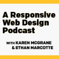 Logo of the podcast Episode #19: Responsive Design Saves Christmas