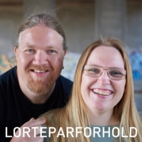 Logo of the podcast Lorteparforhold