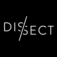 Logo of the podcast Dissect - A Serialized Music Podcast