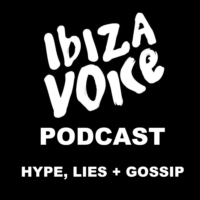 Logo of the podcast Ibiza Voice Podcast