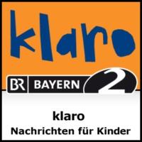 Logo du podcast klaro - Nachrichten für Kinder