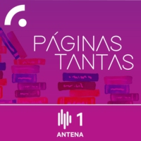 Logo of the podcast A Páginas Tantas...musica e literatura
