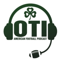 Logo of the podcast Overtime Ireland NFL Podcast