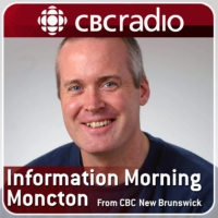 Logo of the podcast Moncton victim of massive exchange of intimate photos speaks out