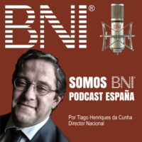 Logo of the podcast Podcast BNI España
