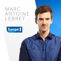"Logo of the podcast Marc-Antoine Le Bret joue le malaise de Marine Le Pen devant ""Pattaya"""