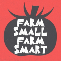 Logo of the podcast Farm Small Farm Smart