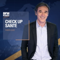 Logo du podcast BFM : 22/12 - Check Up Santé