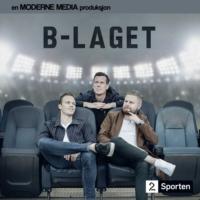 Logo of the podcast TV 2 B-Laget