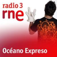 Logo of the podcast Océano expreso - Aterciopelados - 04/06/09