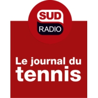 Logo of the podcast Sud Radio - Le Journal du tennis