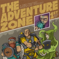 Logo of the podcast The Adventure Zone
