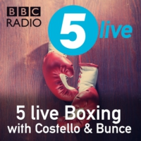 "Logo du podcast Saunders' performance ""one of the best ever by a British boxer abroad"""