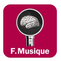 Logo of the podcast Michel Franck, dossier du jour : 100% Villette,  session musicale : Cyrille Aimée