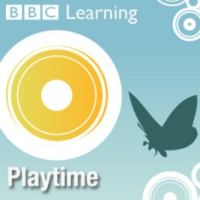 Logo of the podcast playtime: Picnic 19 May 15
