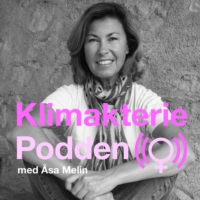 Logo of the podcast 78.- Klimakteriet, evolutionens succémutation med Agnes Wold