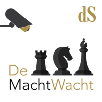 Logo of the podcast De MachtWacht