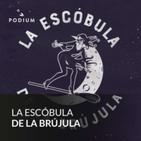 Logo of the podcast La escóbula de la brújula