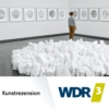 Logo of the podcast WDR 3 Kunstrezension