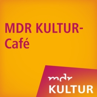 Logo of the podcast Die Illustratorin Kat Menschik im MDR KULTUR-Café