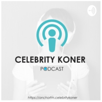 Logo of the podcast CELEBRITY KONER PODCAST
