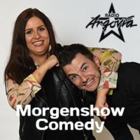 Logo of the podcast Argovia Morgenshow Comedy