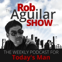 Logo of the podcast The Rob Aguilar Show