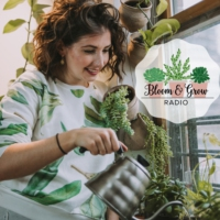 Logo of the podcast Bloom and Grow Radio