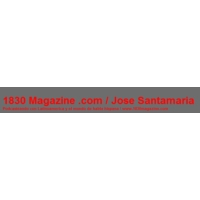 Logo du podcast 1830 Magazine