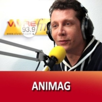 "Logo du podcast Emission spéciale ""Animal Expo"""