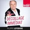 Logo of the podcast La Chronique de Philippe Lefebvre