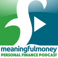 Logo of the podcast MeaningfulMoney in 2019 and Beyond, with Kaloyan Tsilev