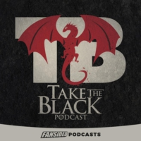 Logo of the podcast Take the Black Podcast, a Game of Thrones Podcast