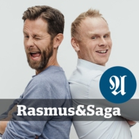 Logo of the podcast Rasmus & Saga