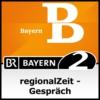 Logo du podcast regionalZeit - Gespräch - Bayern 2