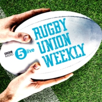 Logo of the podcast Rugby on the frontline: Leigh Hewison